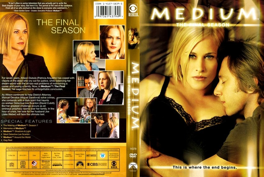 Medium Seizoen 7 Dvd 1