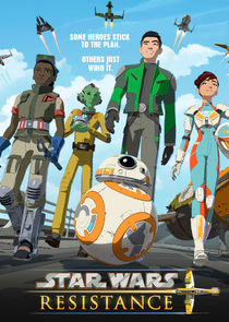 Star Wars Resistance S02E09 The Voxx Vortex 5000 720p DSNY WEBRip AAC2 0 x264-LAZY